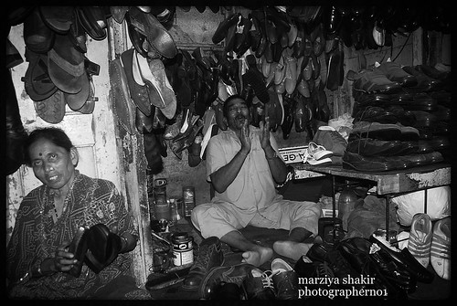 The Cobbler And His Wife Shot By Marziya Shakir by firoze shakir photographerno1