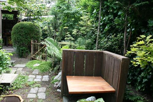 de bonsai tuin van Rene Terstegen