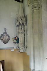 Roman Catholic Church of St George, Buckland, Oxfordshire