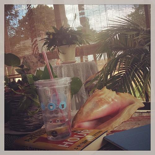 Ahhhhh... Porch life #summer