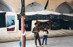 Iran - In a village
