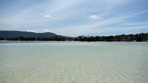 Koh Samui Chaweng Beach North サムイ島 チャウエンビーチ北端 (4)