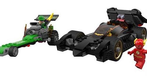 LEGO Super Heroes DC Universe - Batman: The Riddler Chase