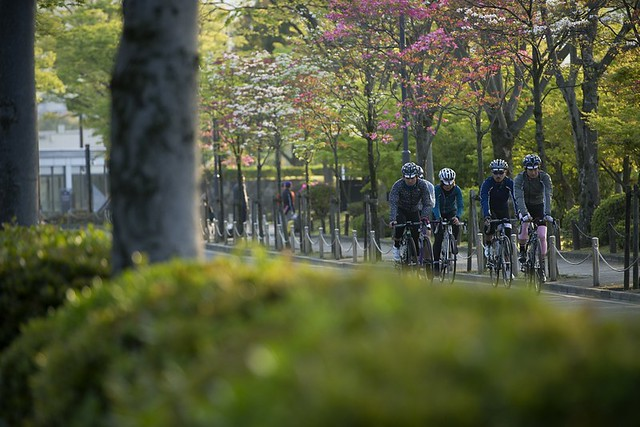 The Rapha Kyoto Gentlemen's Race 2013