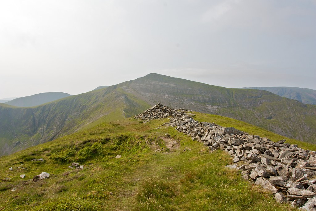 Hopegill Head from Ladyside