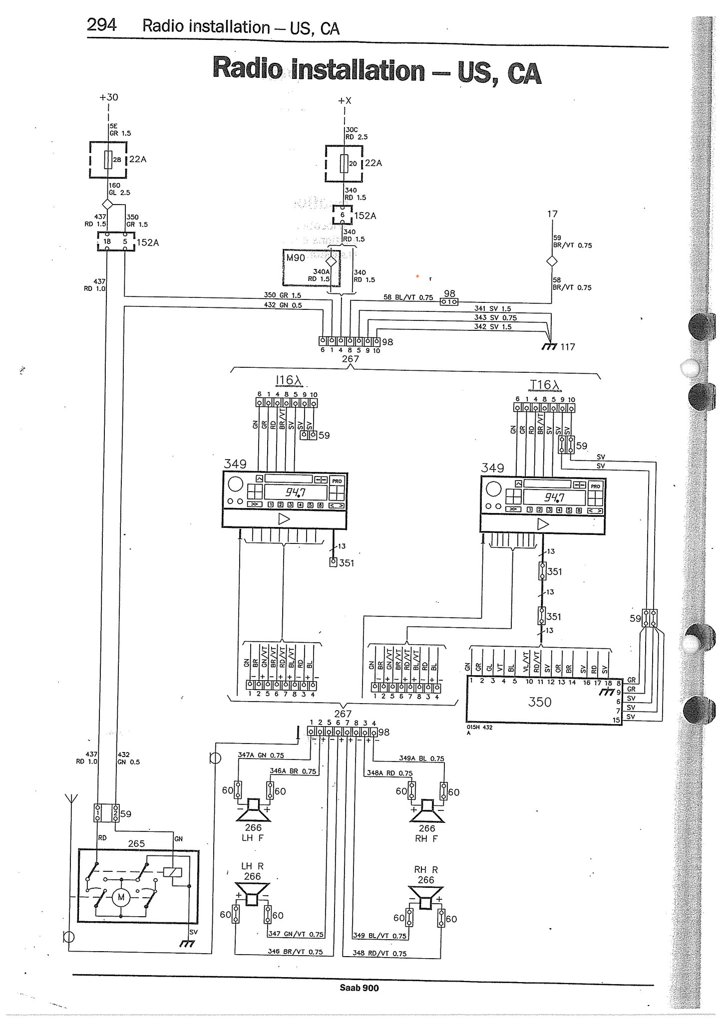 Excellent 1996 Saab Radio Wiring Diagram Wiring Library Wiring 101 Photwellnesstrialsorg