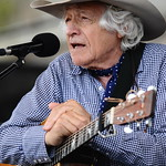 Ramblin' Jack Elliott at Newport 2013