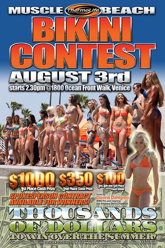 Venice Beach Bikini Contest