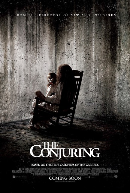 conjuring-ukposter