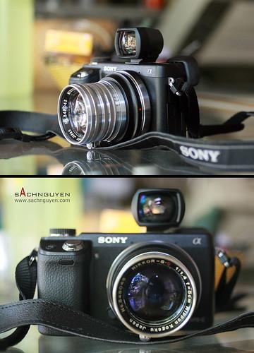 nex 6 + Nikon Nikor kogaku LTM(M39) 5cm F1.4 by SACHNGUYEN ™