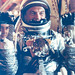 Astronaut John Glenn During Mercury-Atlas 6 Pre-launch Activities by NASA on The Commons