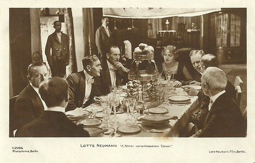 Lotte Neumann in Hinter verschlossenen Türen