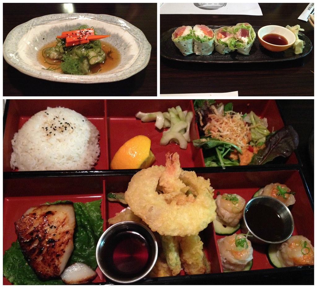 -Collage (Sapporo Sushi)