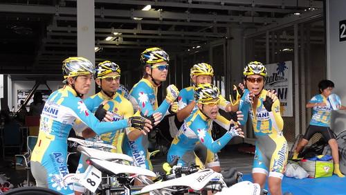 5ステージレーサー