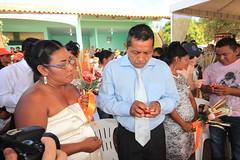 Magistrados realizam casamento coletivo em Paço Lumiar