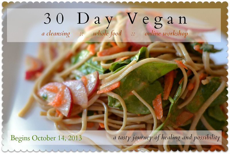 30 day vegan 10-14