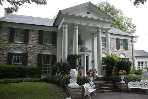 Graceland. From Memphis on a Budget