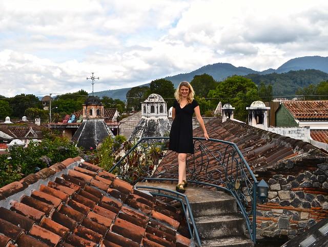 Terrace Views - Panza Verde