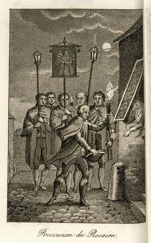 021-L'Espagne et le Portugal, ou Moeurs, usages et costumes des habitans…1815- J.B. Breton