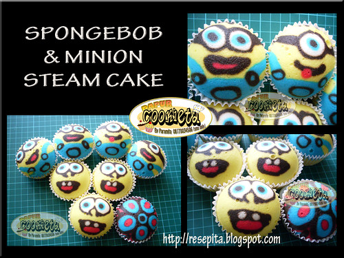 MINION & SPONGEBOB