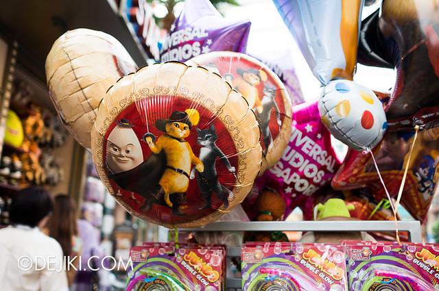Universal Studios Singapore - New Park Balloons
