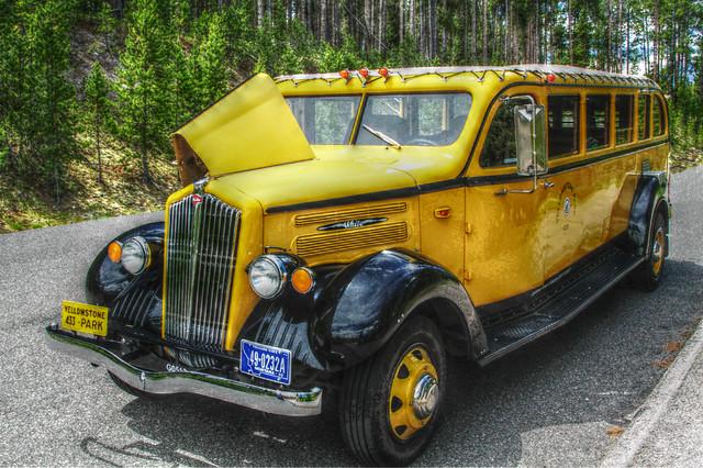 Yellowstone Cab