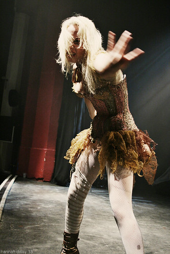 Emilie Autumn @ Shepherds Bush Empire 13/9/13