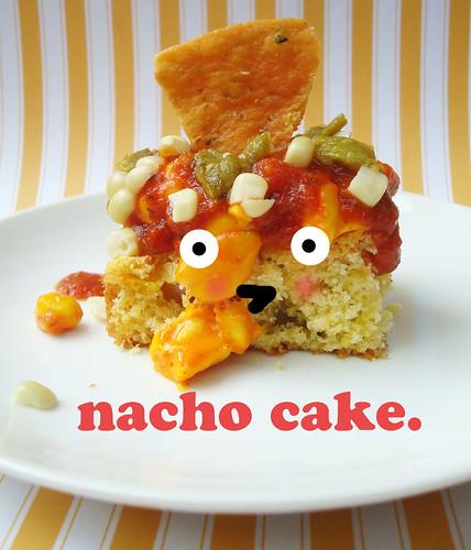 Nacho cake.