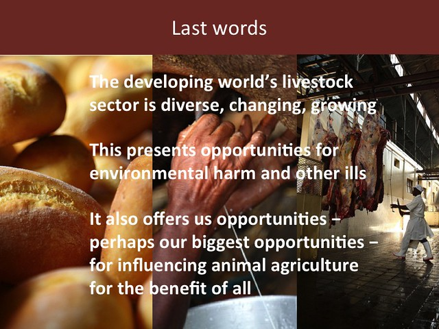 Feeding the World in 2050: Slide 36
