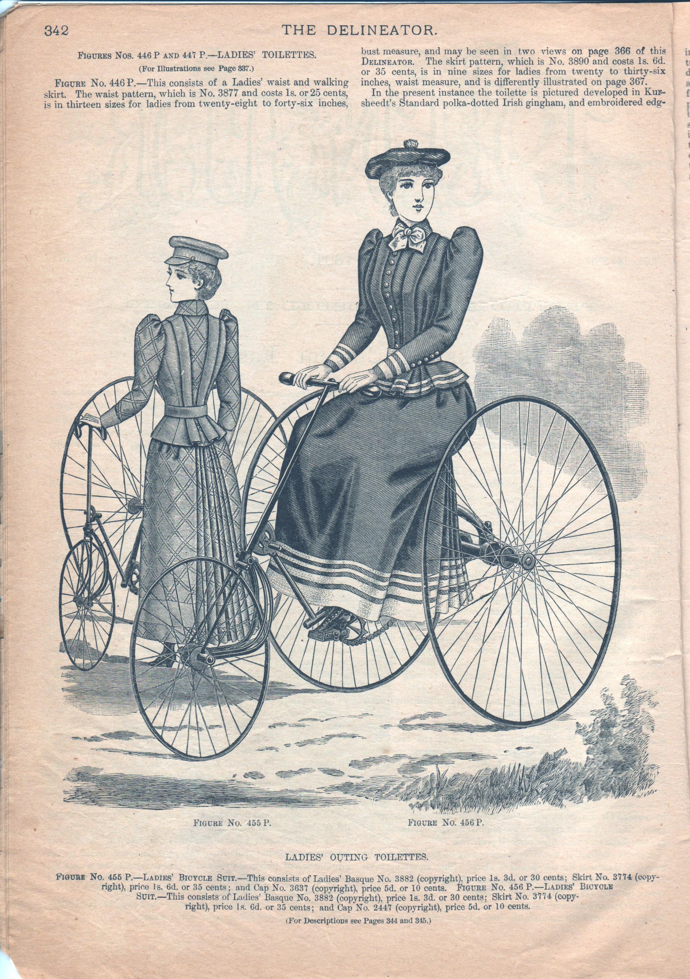 dress, victorian dress, old fashion dress,   clothes, victorian clothes, old fashion clothes, bike, bicikle
