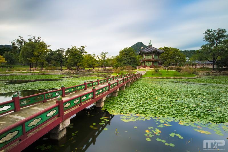 [集邮] 透过韩国邮票 体味韩国桥梁魅力 - 路人@行者