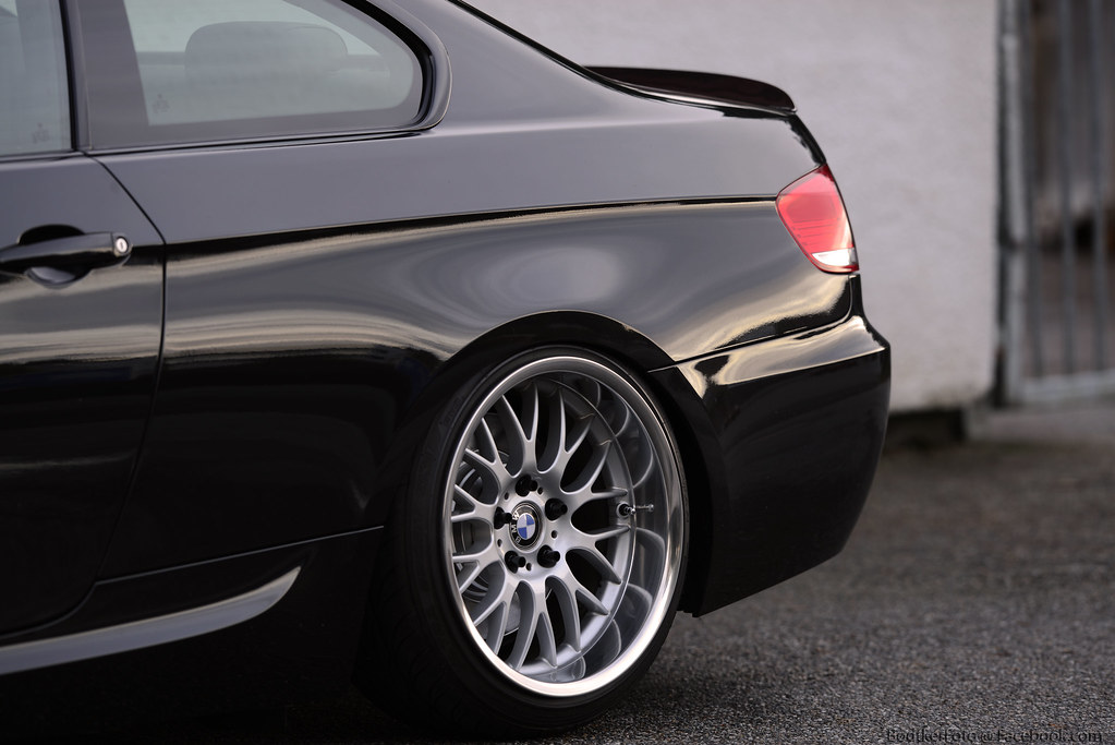 Recent Photoshoots E92 With Air Suspension