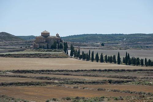 ermita de Santa Ana, Castejón de Monegros (Huesca)