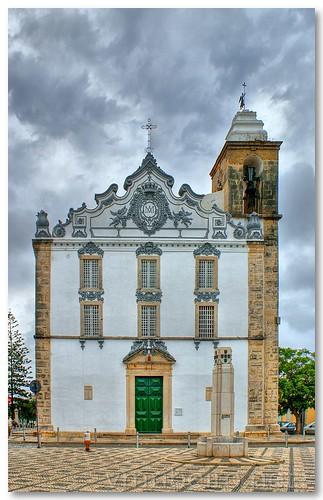 Igreja de Nossa Senhora do Rosário - Olhão by VRfoto