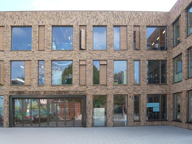 Nieuwe Park Rozenburgschool 1