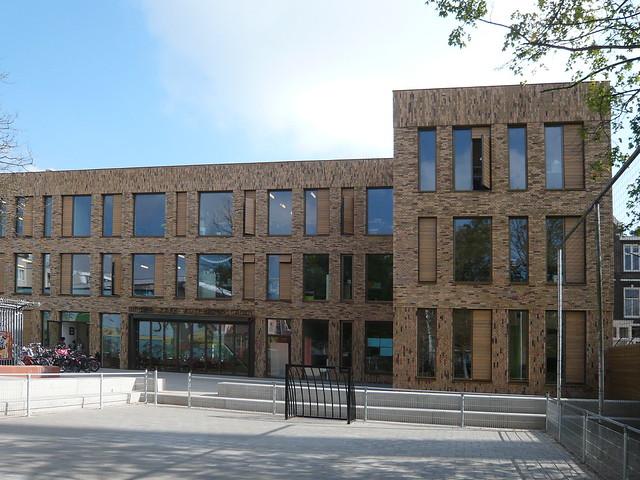 Nieuwe park Rozenburgschool 3
