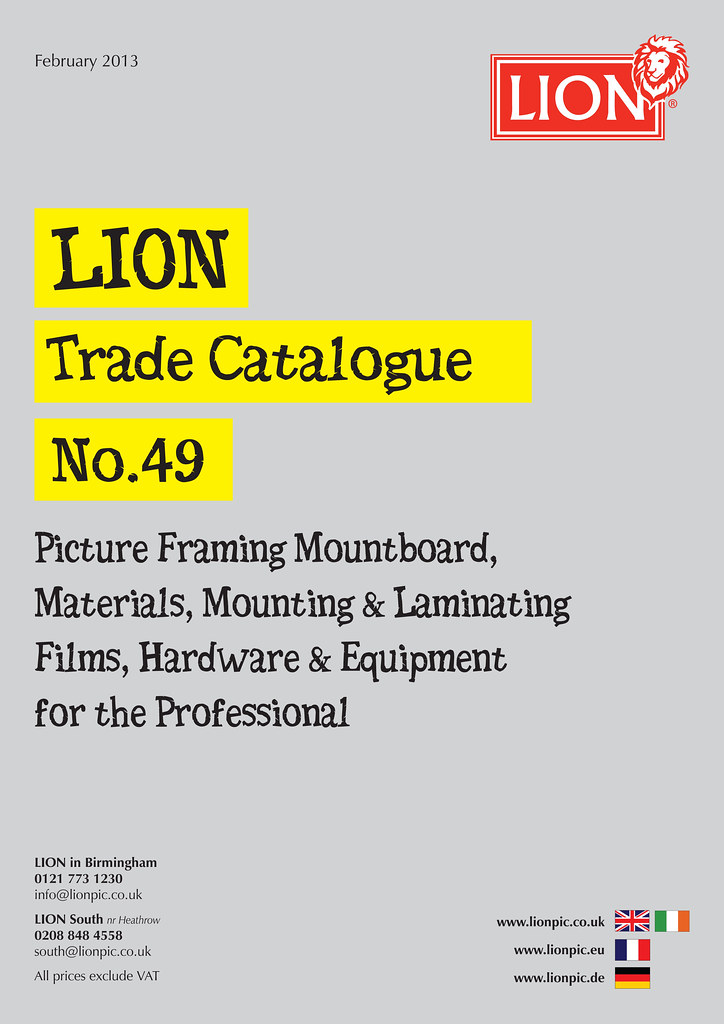 LION Picture Framing Supplies\'s most interesting Flickr photos | Picssr
