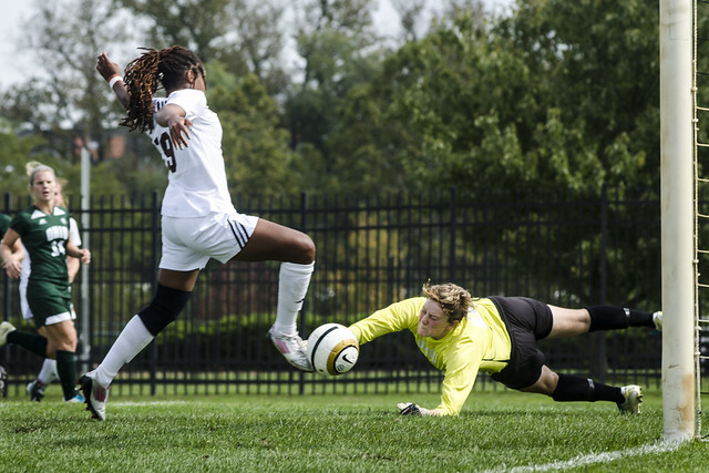Ohio University Goalkeeper Mattie Liston