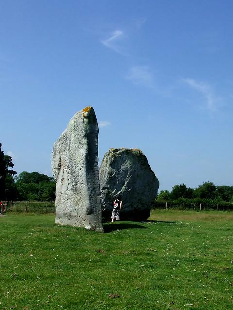 Avebury stones 13