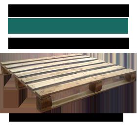 Pallet gỗ keo mới