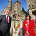 Aung San Suu Kyi visit to Stormont Castle,  24 October 2013