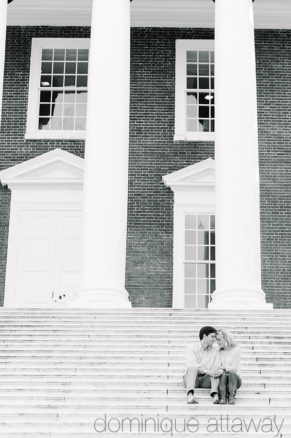 10840127864 d3debea858 b Emily and Robs engagement around UVA