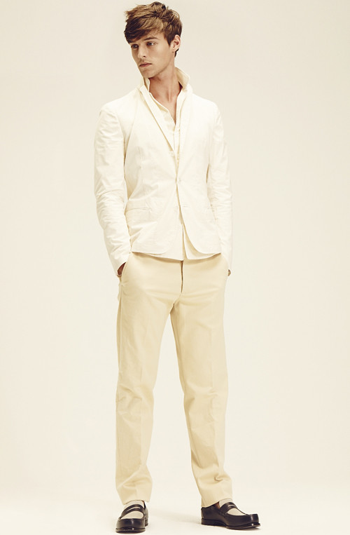 BOTTEGA VENETA  2014 CRUISE MENS COLLECTION012_Robbie Wadge