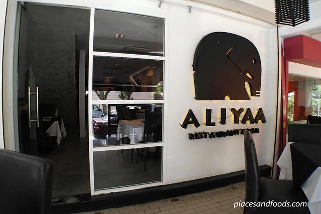 aliyaa restaurant