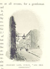 "British Library digitised image from page 163 of ""Picturesque Dublin, old and new ... With ninety-one illustrations by Rose Barton, etc"""