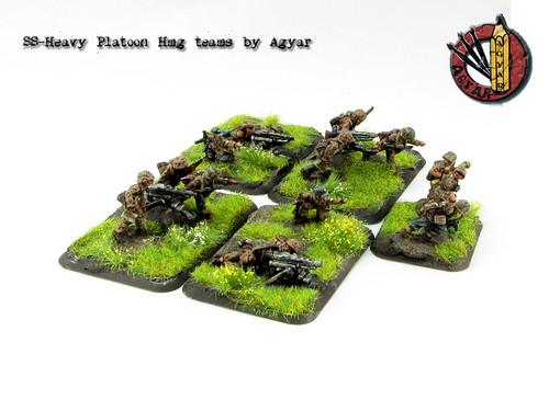 SS panzergrenadier HMG by Agyar_81