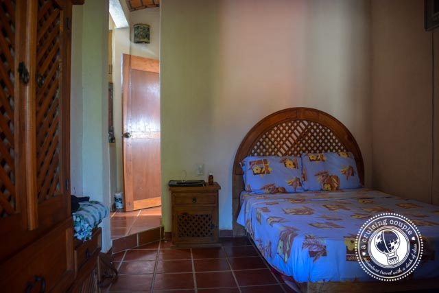A Preview of Life in San Pancho, Mexico - Our Bedroom
