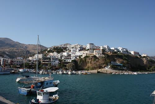 day clear crete agiagalini