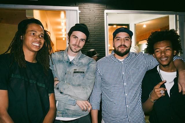 Mikal, Eric, Randy, & Nakel
