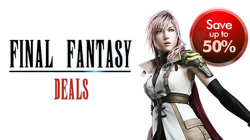 Final Fantasy sale